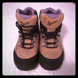 """Danner zigzag trail 6"""" hiking boots size 7"""